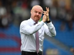 Sean Dyche has added depth to his Burnley squad over the summer (Anthony Devlin/PA)