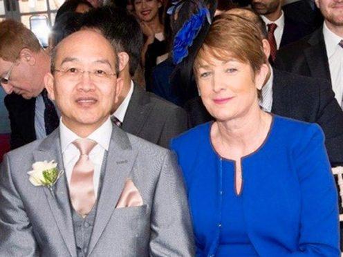 Richard and Angela Wong (GMP/PA)