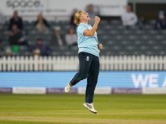 Katherine Brunt hailed the impact of captain Heather Knight (David Davies/PA)