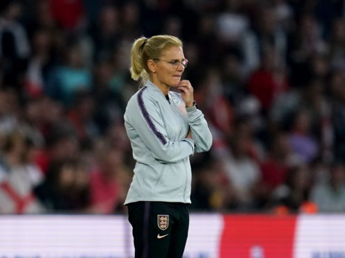 Sarina Wiegman has reiterated her stance against holding World Cups every two years (John Walton/PA)
