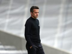Fulham boss Marco Silva is pleased with the depth of his squad (Kieran Cleeves/PA)