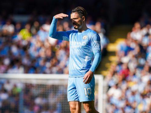 Manchester City ere held by Southampton (Martin Rickett/PA)