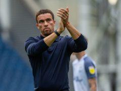 Valerien Ismael wants a killer instinct from West Brom (Ian Hodgson/PA)