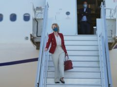Foreign Secretary Liz Truss (Stefan Rousseau/PA)