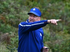 """Ian Poulter is tough to """"contain"""" in the Ryder Cup, according to US captain Steve Stricker (Anthony Behar/PA)"""