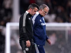 Marcelo Bielsa admitted it was a difficult night (Andrew Matthews/PA)