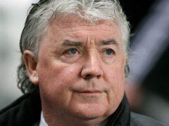 Joe Kinnear was the surprise choice as Newcastle's interim manager in September 2008 (Martin Rickett/PA)