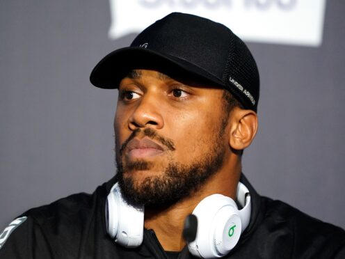 Anthony Joshua reflected on the sacrifices he makes in pursuit of being the best heavyweight boxer (Zac Goodwin/PA)