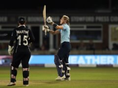 Heather Knight led England to a series victory over New Zealand (Simon Marper/PA)