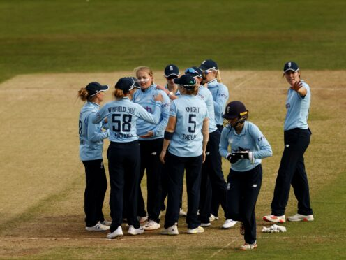 England Women finished their summer with two series wins against India and New Zealand, with just four defeats in 14 white-ball matches (Steven Paston/PA)