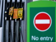 A union warned fuel shortages are expected to cause 'serious difficulties' for education provision (Andrew Milligan/PA)