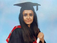 Sabina Nessa was killed as she walked through Cator Park on her way to meet a friend in Kidbrooke, south-east London on September 17 (Metropolitan Police/PA)