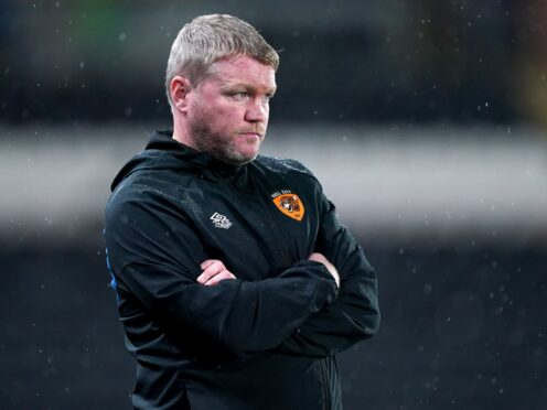 Manager Grant McCann hopes Hull have reached a turning point after draw with Blackpool (Mike Egerton/PA)
