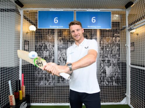 Jos Buttler has yet to decide if he can commit to the Ashes (Jonathan Hordle/PA)