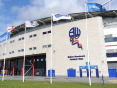 Bolton have settled their debts to unsecured creditors (Clint Hughes/PA)