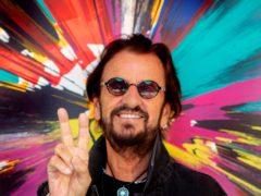 Ringo Starr (Scott Robert Ritchie/PA)