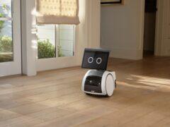 The Astro robot will work with Amazon's Alexa virtual assistant (Amazon/PA)