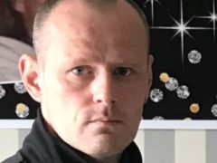 John McGregor died after being shot in the street in Glasgow (Police Scotland/PA)