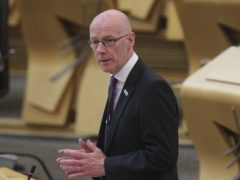 Deputy First Minister John Swinney said the new fund would prevent families from 'reaching crisis point' (Fraser Bremner/Scottish Daily Mail/PA)