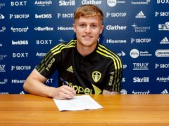 Liam McCarron will remain at Elland Road until at least the summer of 2023 (Leeds)