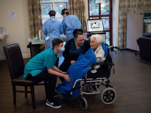Cosla has insisted a 'transparent conversation' is needed about the cost of setting up a National Care Service (Jacob King/PA)