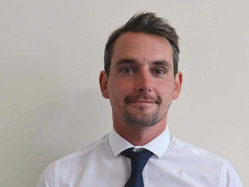David Swanston, a teacher in Liverpool (PA)