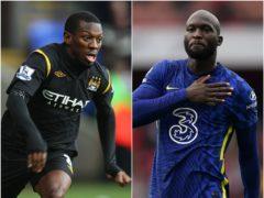 Shaun Wright-Phillips (left) thinks Romelu Lukaku was the missing piece in the Jigsaw at Stamford Bridge (Dave Thompson/Nick Potts/PA)