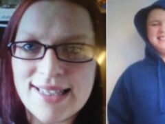 Linda Newlands and Andrew Baird were last seen in the Dingwall area on Wednesday (Police Scotland/PA)