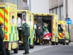 Ambulance waiting times should be published weekly, says Liberal Democrat leader Alex Cole-Hamilton (Yui Mok/PA)