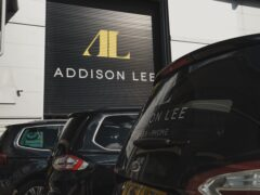 Private taxi firm Addison Lee on recruitment drive in London (PA)