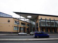 Bristol Magistrates' Court (Steve Parsons/PA)