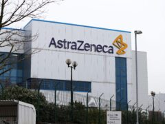 An antibody treatment developed by pharmaceutical giant AstraZeneca has shown its ability to both prevent and treat Covid-19, according to new data (Lynne Cameron/PA)