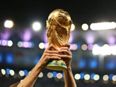 The men's World Cup takes place every four years (Mike Egerton/PA)