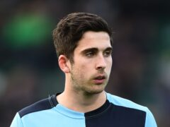 Former Wycombe man Max Kretzschmar was on target for the Cardinals (Andrew Matthews/PA)
