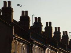 The health of a fifth of renters in England is being harmed by their homes, research indicates (Dominic Lipinski/PA)
