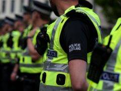 Police officers uncovered the drugs on Wednesday (Andrew Milligan/PA)