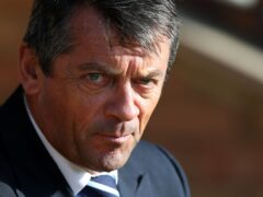 Southend manager Phil Brown was sacked following his side's defeat to Chesterfield (Chris Radburn/PA)