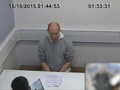 Stephen Port during a police interview (Met Police/PA)
