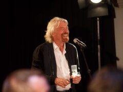 Sir Richard Branson (Robert Perry/PA)