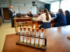 Education unions have warned stronger safety measures are needed in schools amid the spread of coronavirus (Ben Birchall/PA)