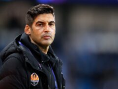Former Roma and Shakhtar Donetsk manager Paulo Fonseca has been heavily linked with the vacancy at St James' Park (Martin Rickett/PA)