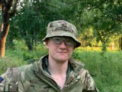 Mathew Talbot (Ministry of Defence/PA)