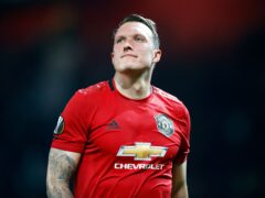 Manchester United' defender Phil Jones quit social media due to the amount of abuse he was receiving (Martin Rickett/PA)