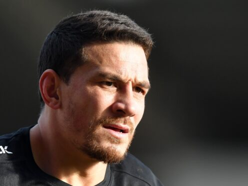 Sonny Bill Williams has released an autobiography (PA)