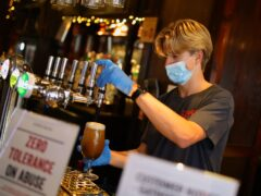 Wetherspoons falls to a record loss. (Aaron Chown / PA)