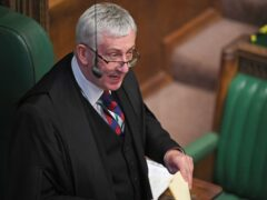 Sir Lindsay Hoyle has asked for an urgent meeting with Met Police (UK Parliament/Jessica Taylor)