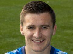 Aaron McGowan scored Northampton's first goal (Jeff Holmes/PA)
