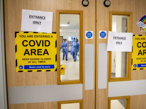 A minister has defended the Government's handling of the Covid-19 pandemic (PA)