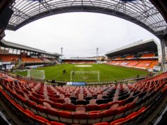 Dundee United recorded victory at Tannadice (Alan Harvey/PA)