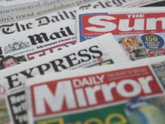 What the papers say – October 12 (PA)